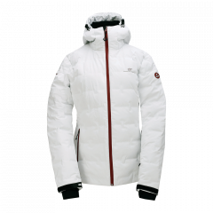 2117 W Mon ECO Down Jacket - Damen Ski- und Winterjacke