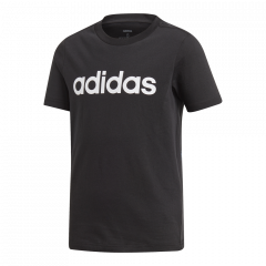 Adidas Jr Lin Tee - Kinder T-Shirt