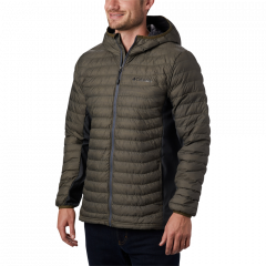 Columbia Powder Pass Jacket - Herren Freizeitjacke