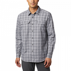 Columbia Silver Ridge LS Plaid Shirt - Herren Hemd
