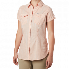Columbia W Camp Henry Shirt - Damen Hemd