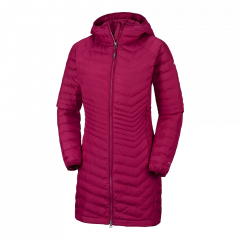 Columbia W Powder Lite Mid Jacket - Damen Winterjacke