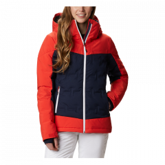 Columbia W Wild Card Down Jacket - Damen Skijacke