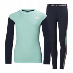 Helly Hansen Jr LIFA Active Set - Kinder Skiunterwäsche
