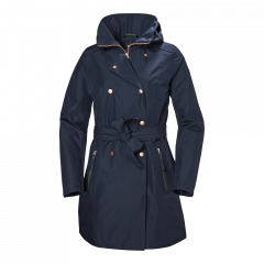 Helly Hansen W Welsey Jacket - Damen Mantel