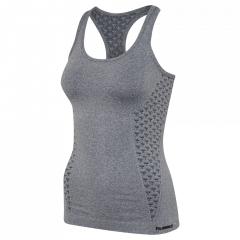 Hummel W Classic Bee Cl Seamless Top - Damen Trainingstop