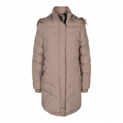 Just Long Coat 19, W - Damen Winterjacke