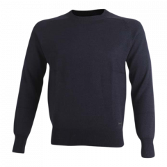 Marine Knit Sweater - Herren Sweatshirt