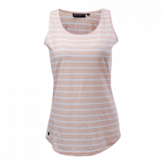 Marine W Striped Singlet - Damen Top