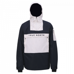 True North Anorak Twill - Herren Winterjacke