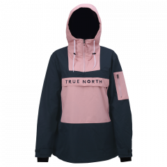 True North W Anorak Twill - Damen Winterjacke